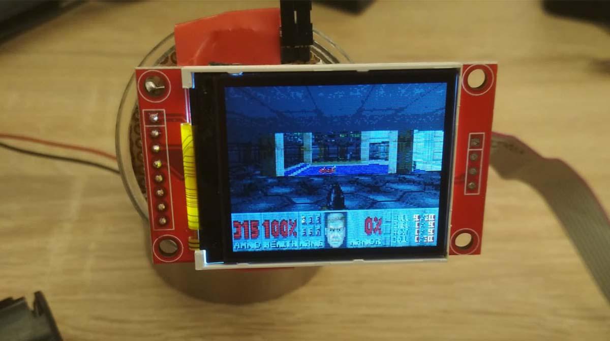 Smart Home: Doom läuft auf einer smarten Lampe