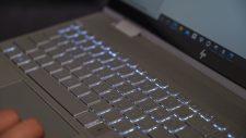 HP ENVY x360 15 Tastaturbeleuchtung an