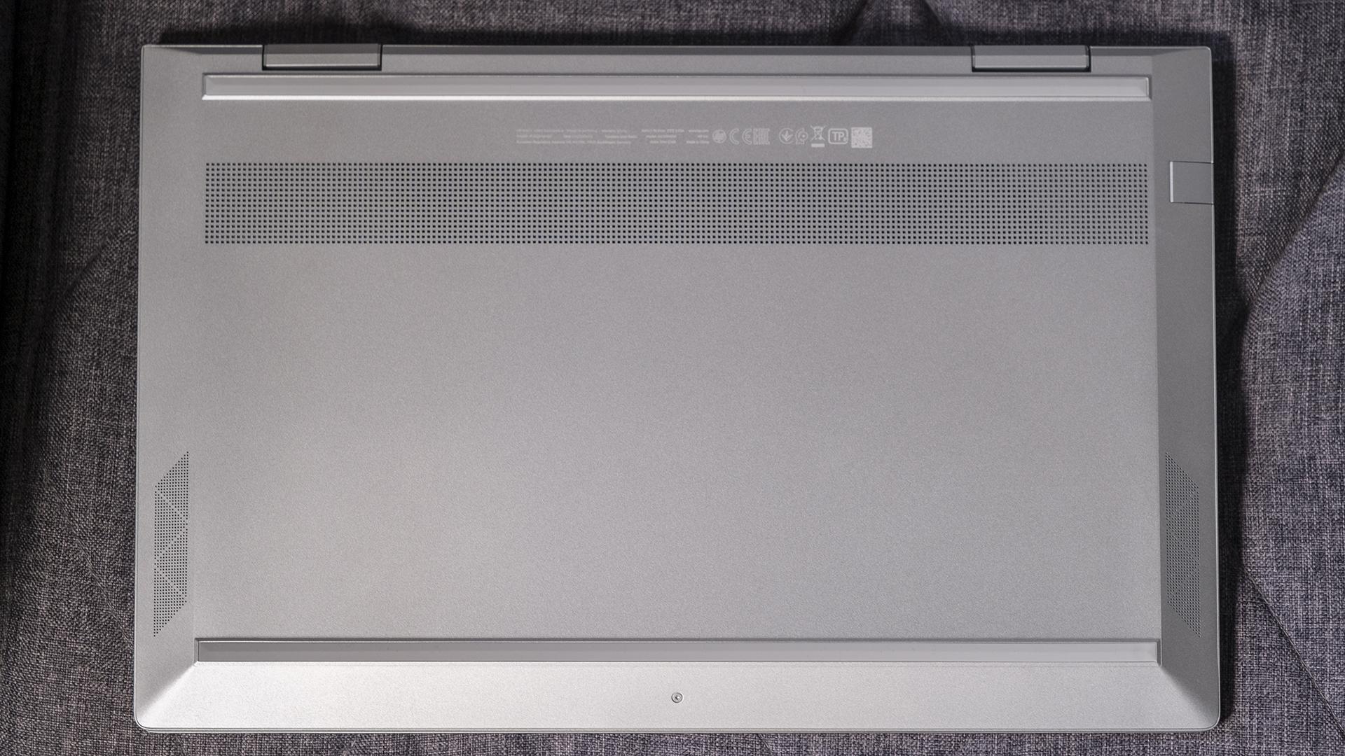 HP ENVY x360 15 Unterseite Upgrade
