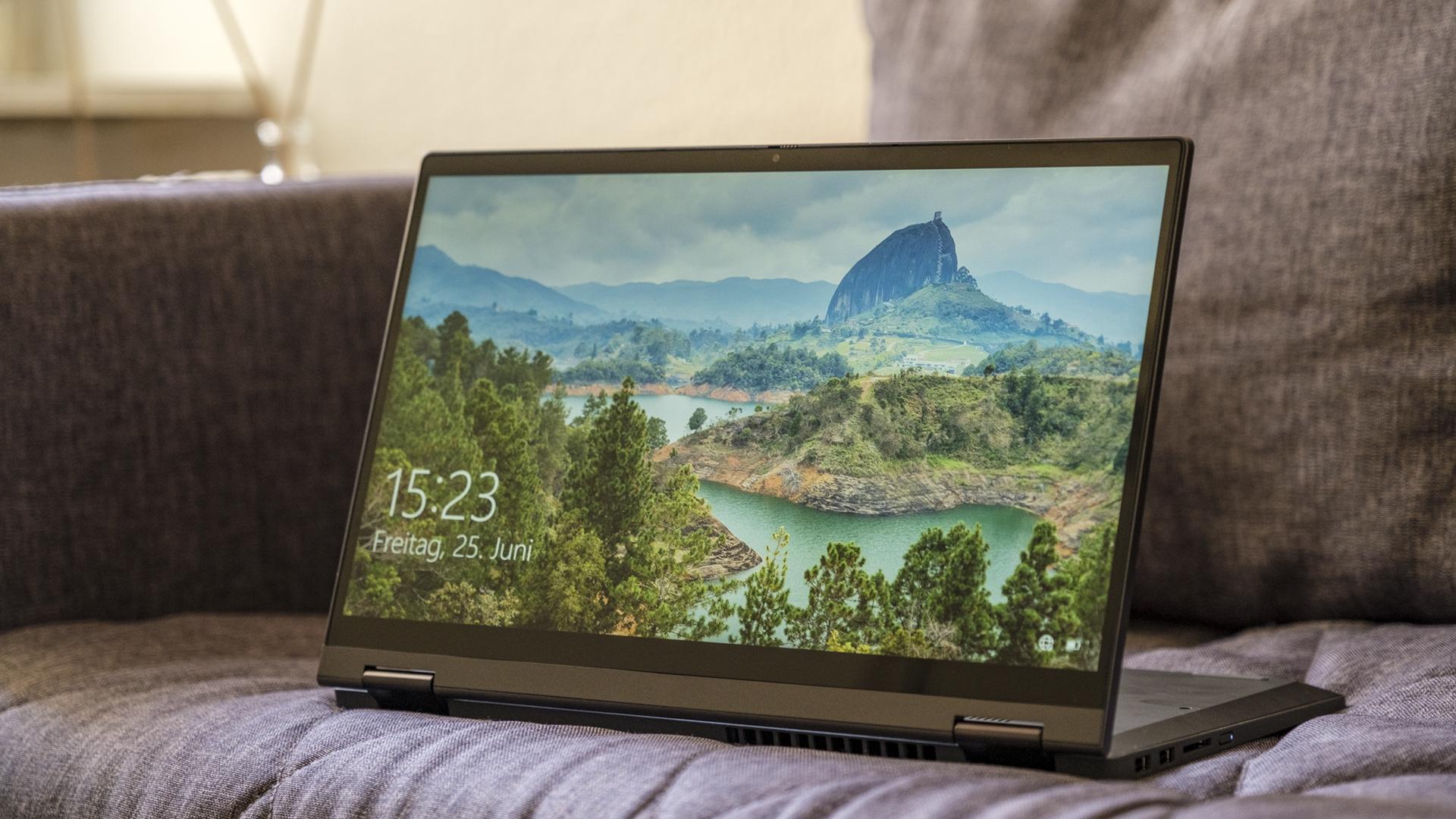Lenovo IdeaPad Flex 5 AMD Ryzen 5700U Cinema Modus