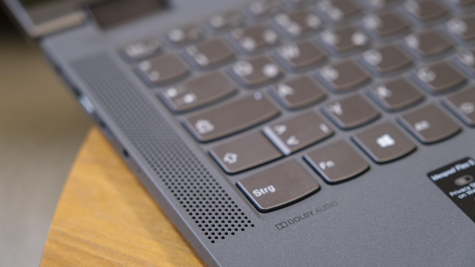 Lenovo IdeaPad Flex 5 AMD Ryzen 5700U Dolby Audio