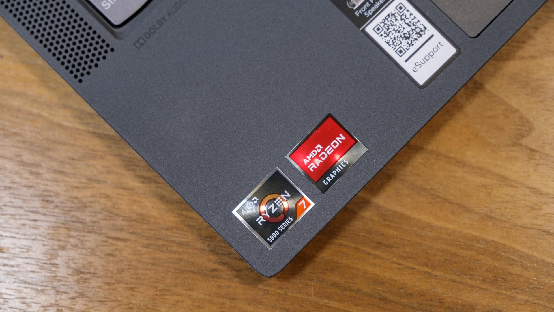 Lenovo IdeaPad Flex 5 AMD Ryzen 5700U Logo