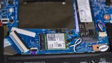 Lenovo IdeaPad Flex 5 AMD Ryzen 5700U Wi-Fi Karte