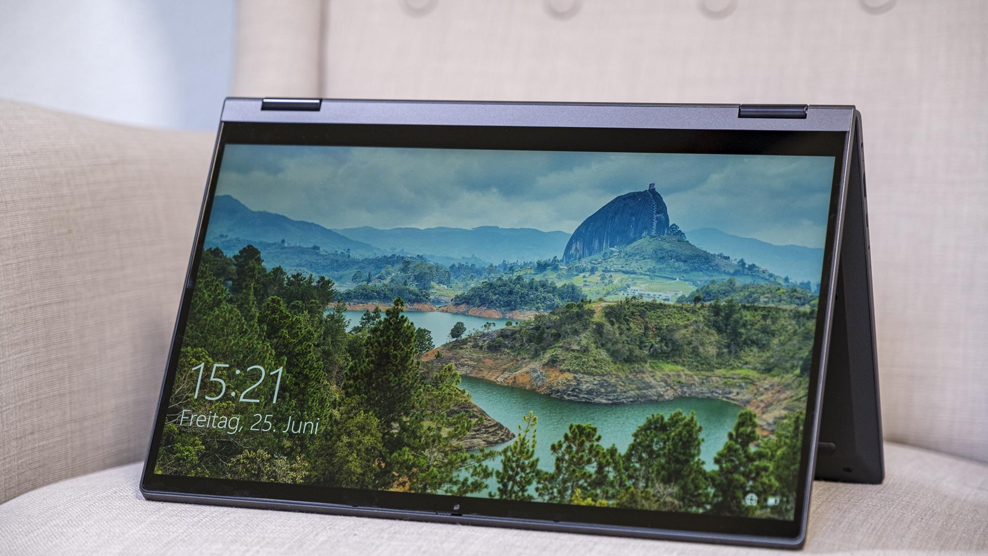 Lenovo IdeaPad Flex 5 im Test: Allround-Convertible mit AMD Ryzen™