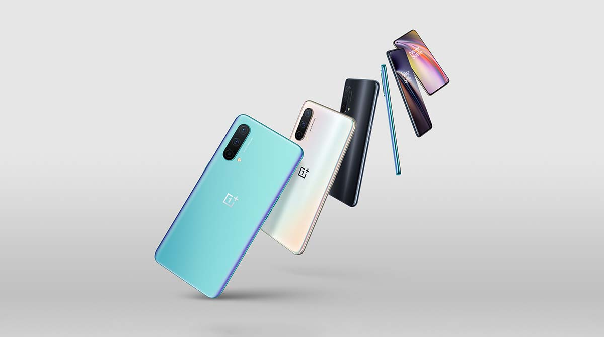 BBK: OnePlus Nord CE 5G offiziell vorgestellt
