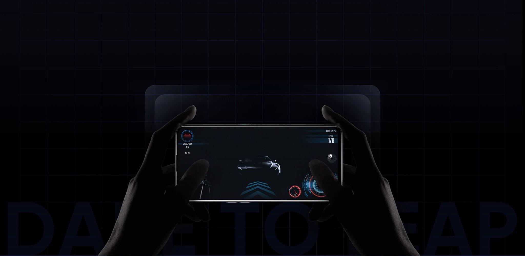 Realme GT 5G Gaming