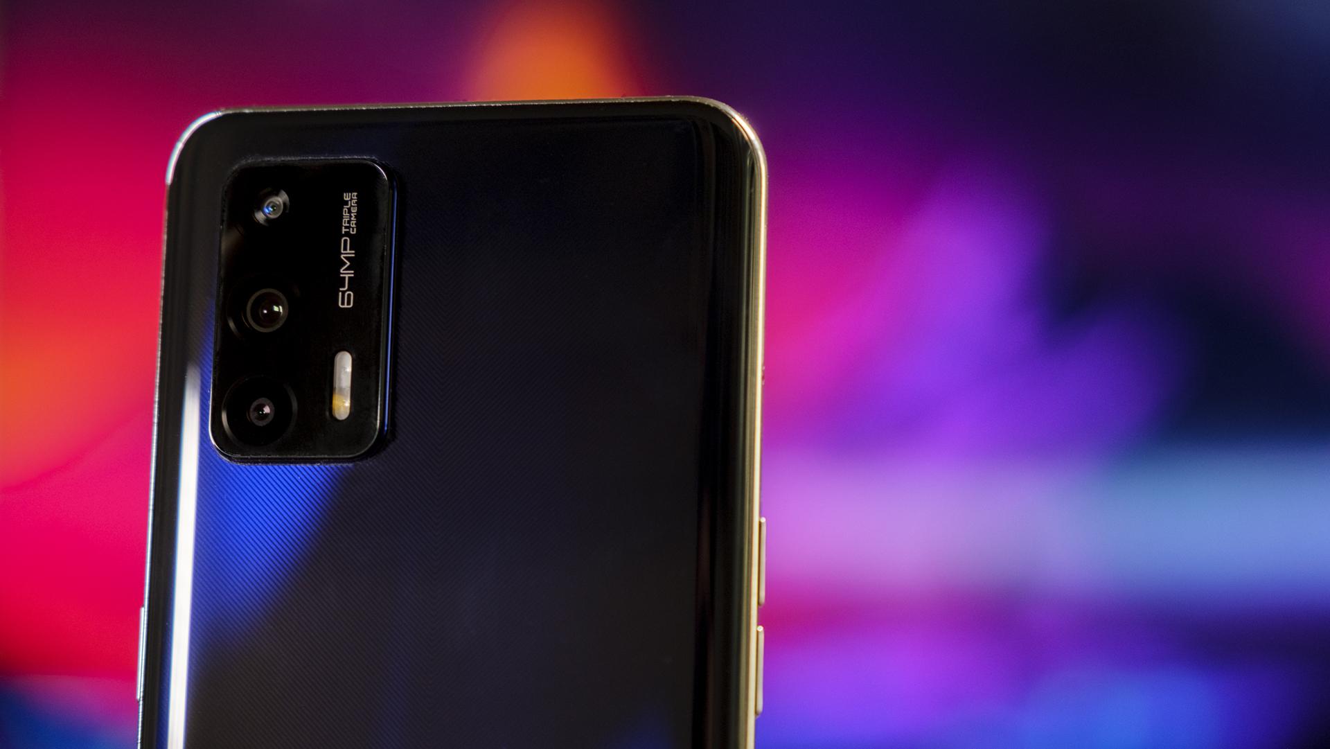 Realme GT 5G Kamera Close-Up