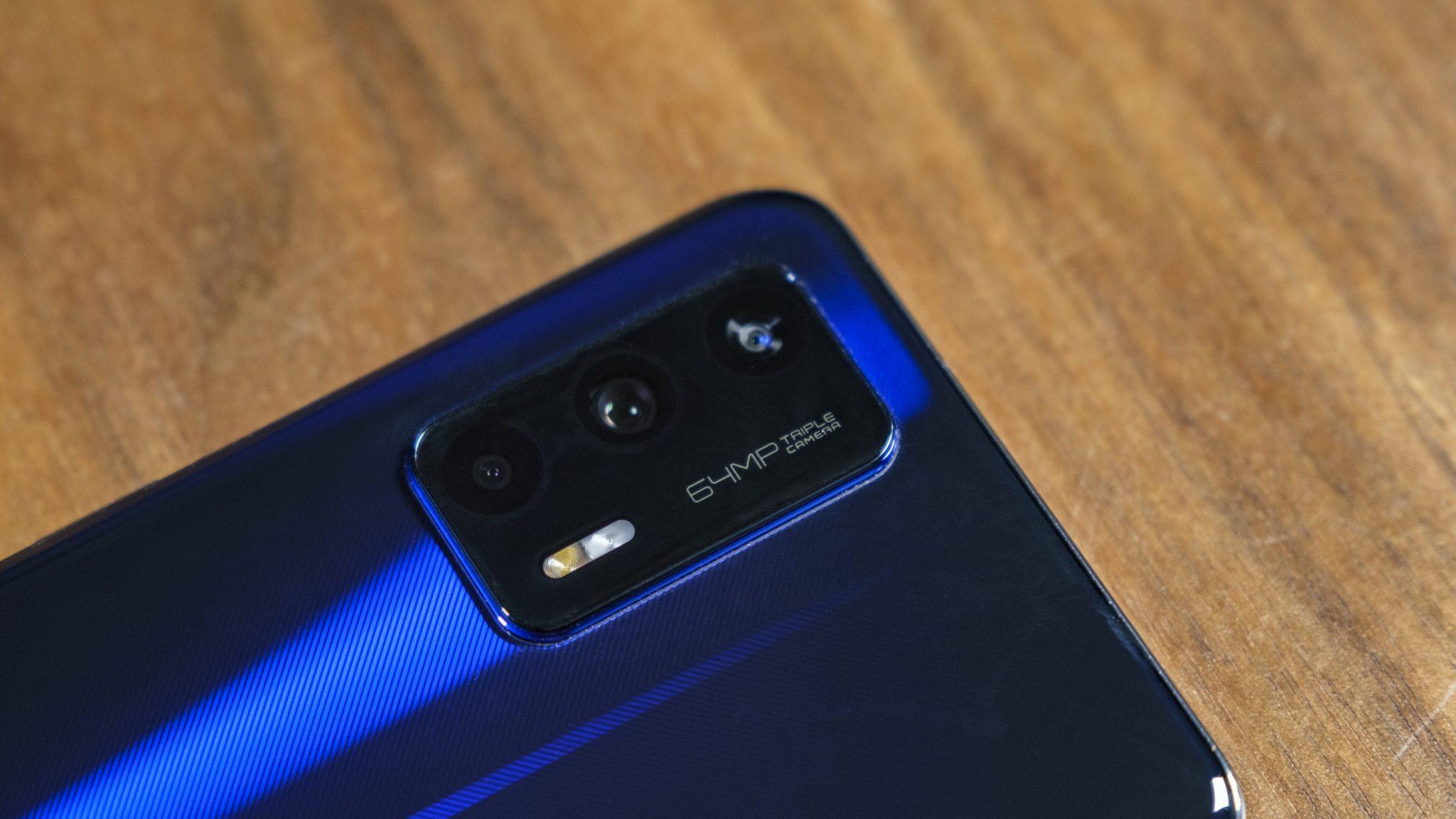 Realme GT 5G Kamera Close Up 2