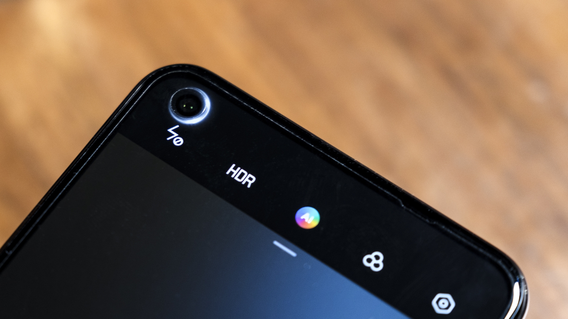 Realme GT 5G Selfiekamera