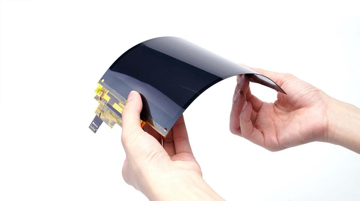 Royole: Baukasten für DIY-Foldables vorgestellt