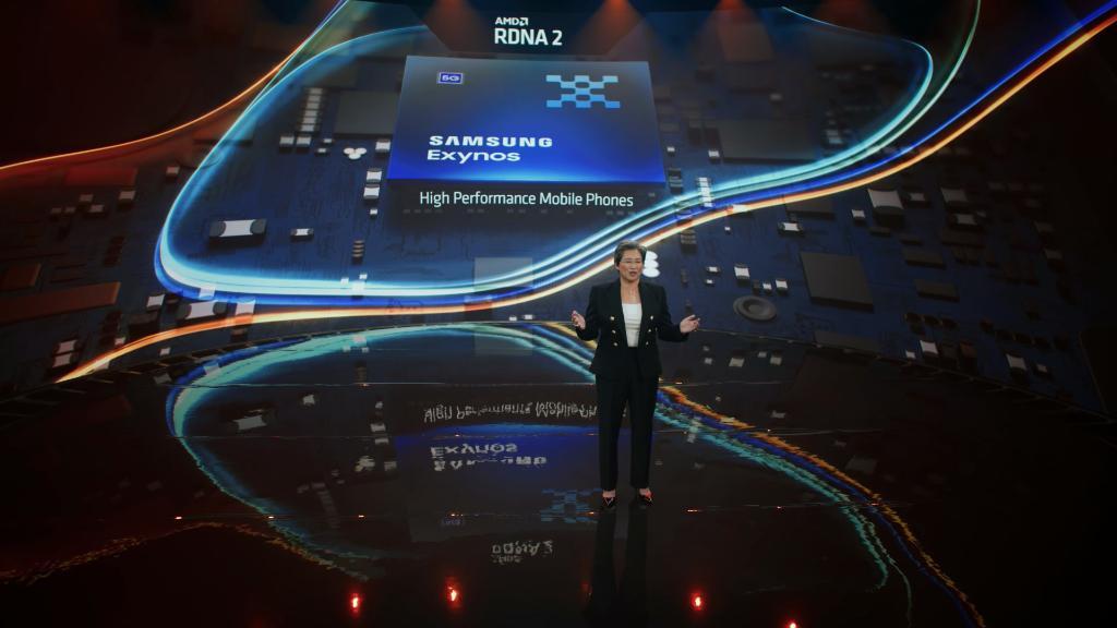 Samsung Exynos 2200 mit AMD-GPU schlägt Apples besten Smartphone-Chip