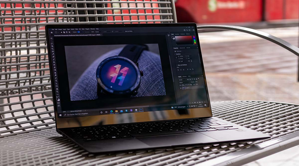 Samsung Galaxy Book Pro im Test: federleichtes Ultrabook mit OLED