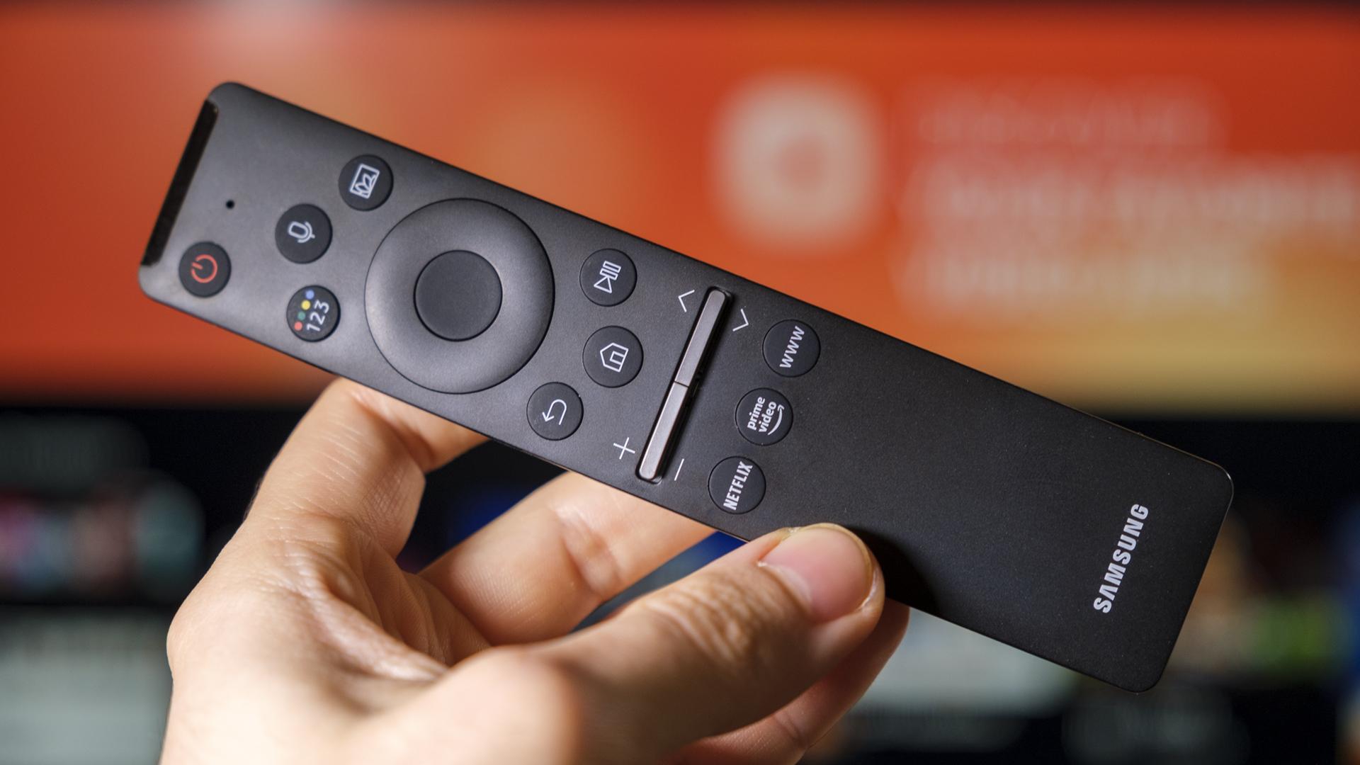 Samsung Smart Monitor M5 S32AN504NU Fernbedienung