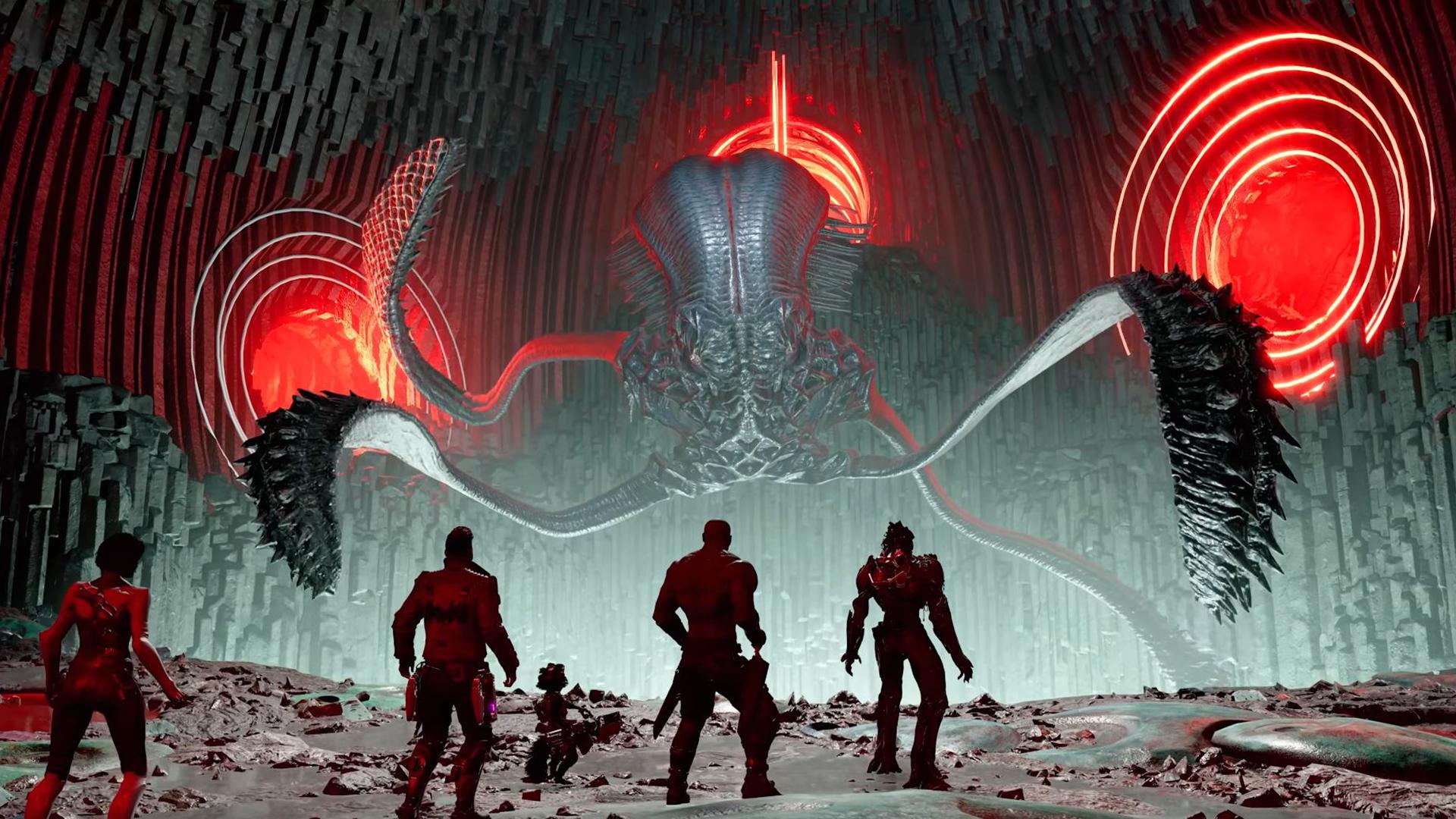 E3 2021: Square Enix – Guardians of the Galaxy, Final Fantasy & mehr