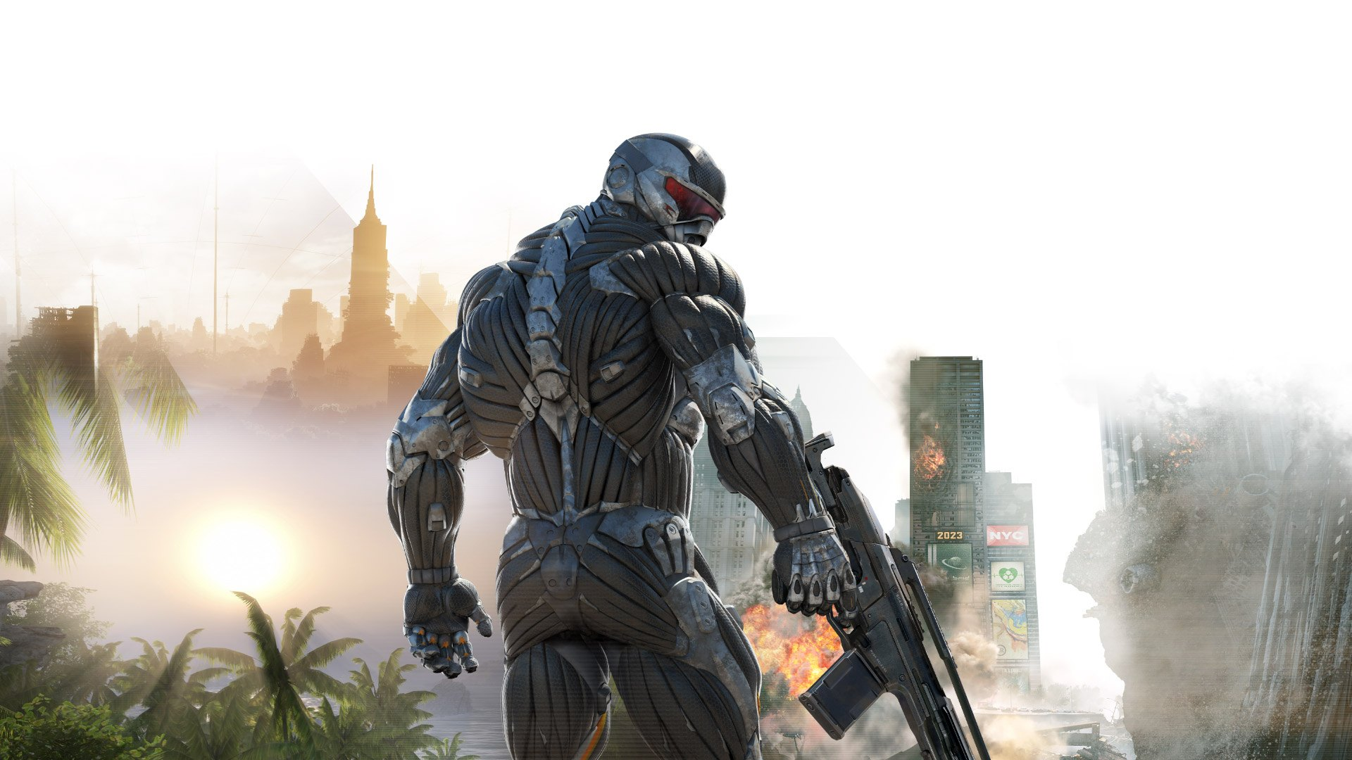 Neue Remaster: But can it run the Crysis Remastered Trilogie?