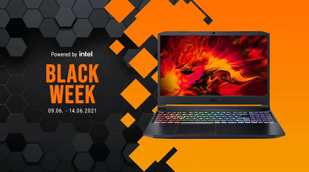 Spare bei Gaming-Notebooks in unserer Black Week