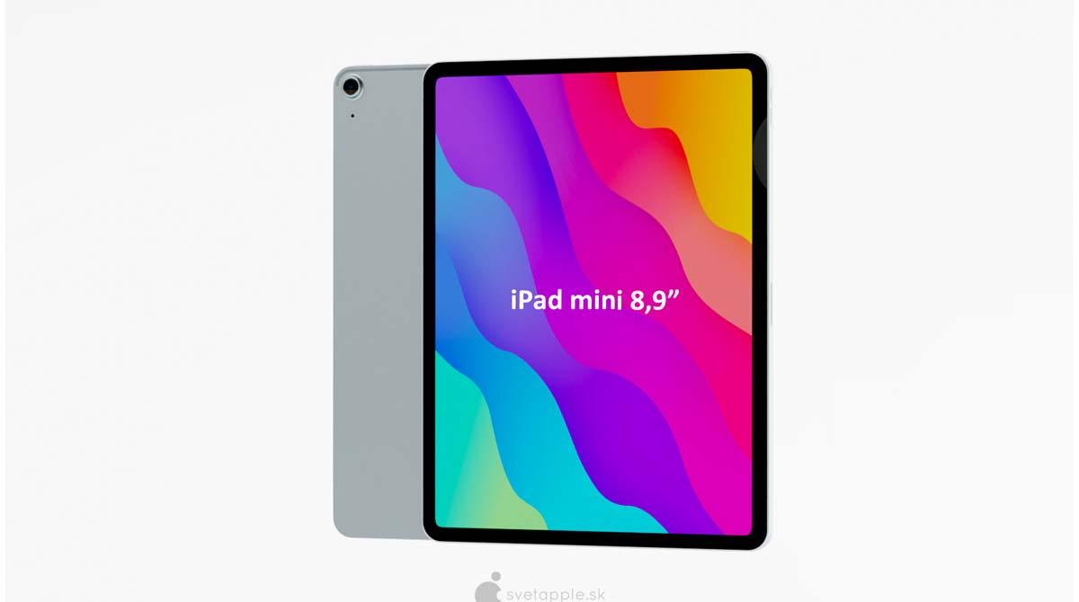 Apple iPad mini: nächste Generation wohl mit USB-C, A15-Chip und mehr