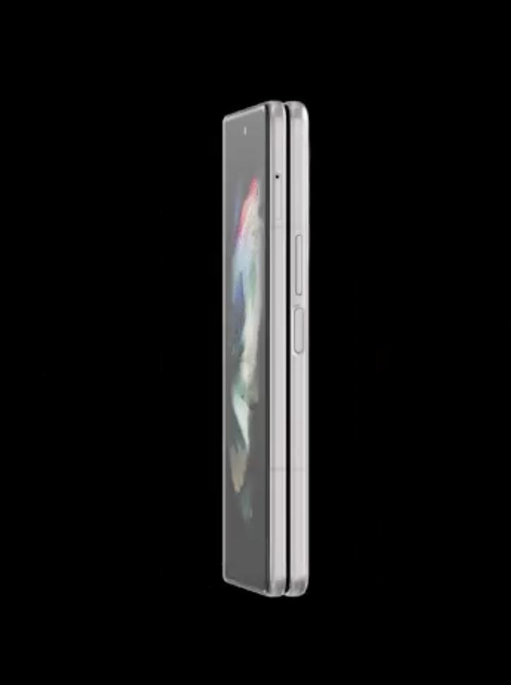 Samsung Galaxy Z Fold 3 zugeklappt