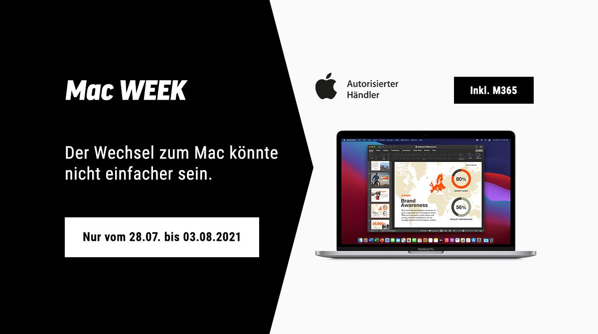 Apple Office Week: Sichere dir Office 365 beim Kauf eines neuen MacBook
