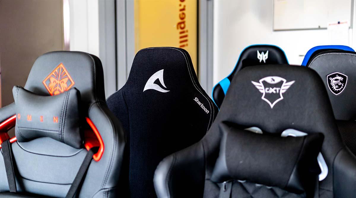 Sechs Gaming-Stühle im Vergleich: So findest du den Richtigen