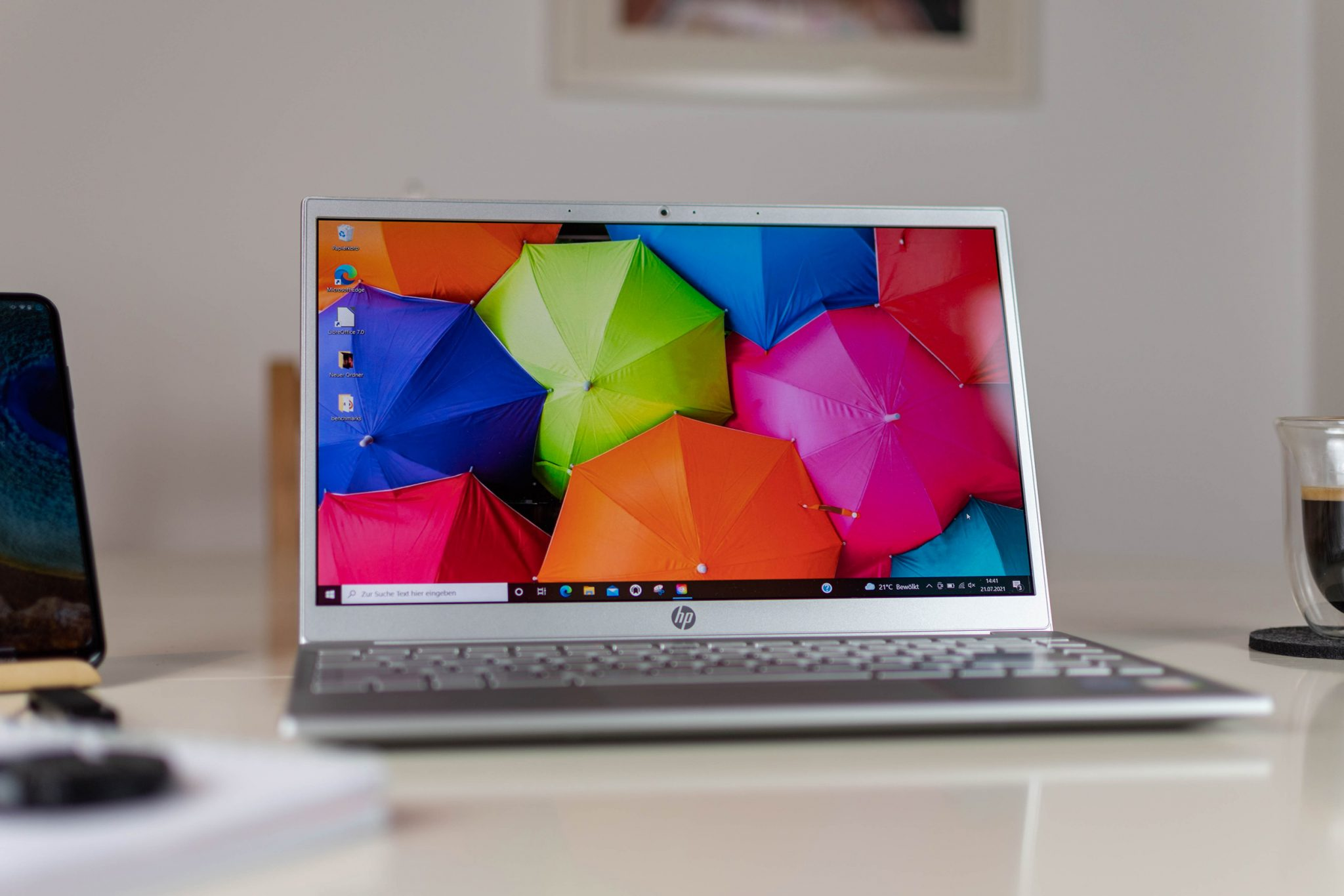 HP Pavilion 13 im Test - kompaktes Allround-Notebook (1)