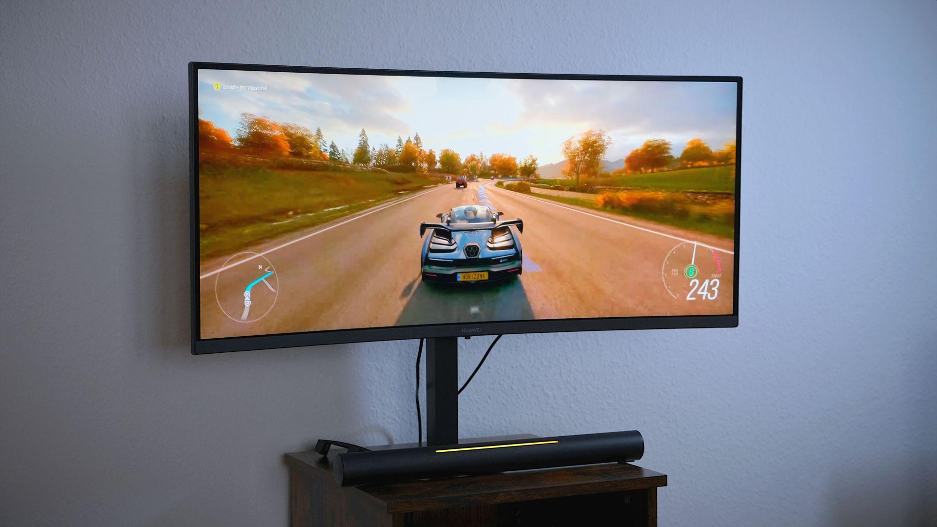 Huawei MateView GT: 34 Zoll Widescreen-Monitor für Gamer und Kreative
