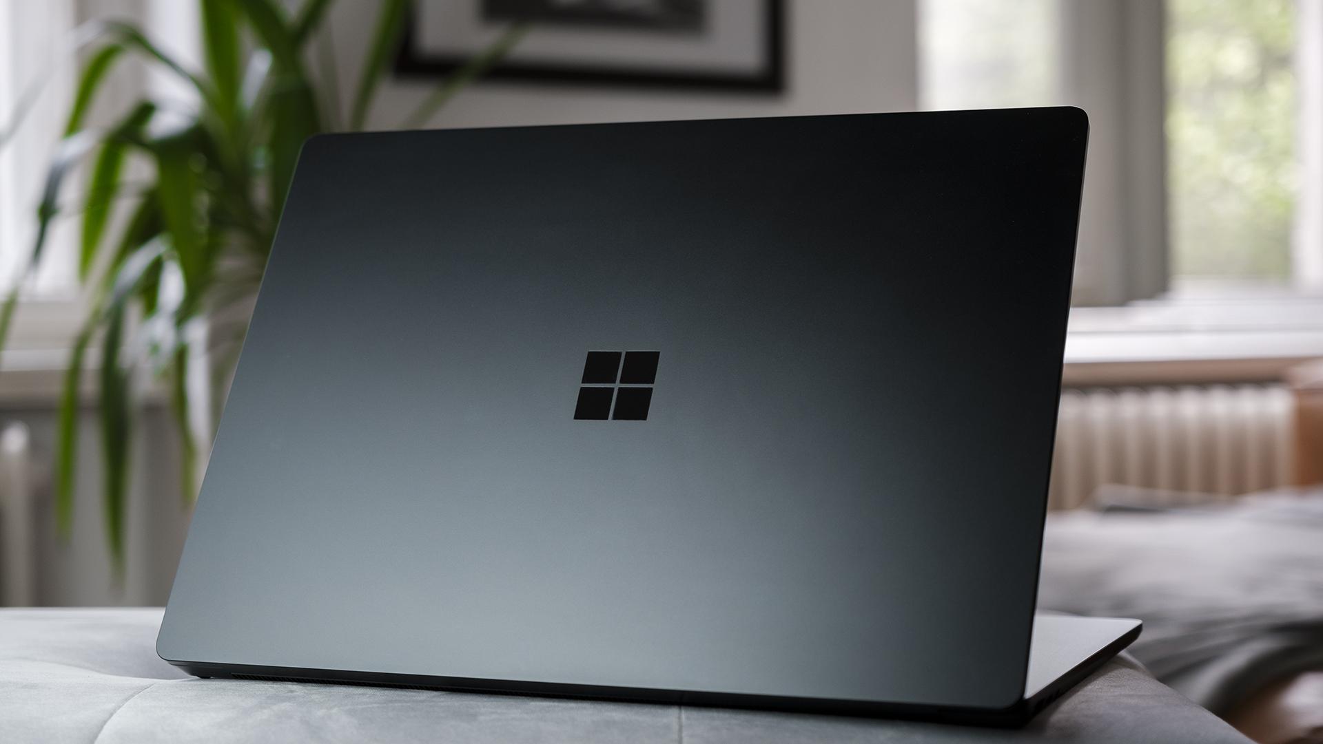 Microsoft Surface Laptop 4 15 Zoll: Acht Ryzen-Kerne für ein Hallelujah