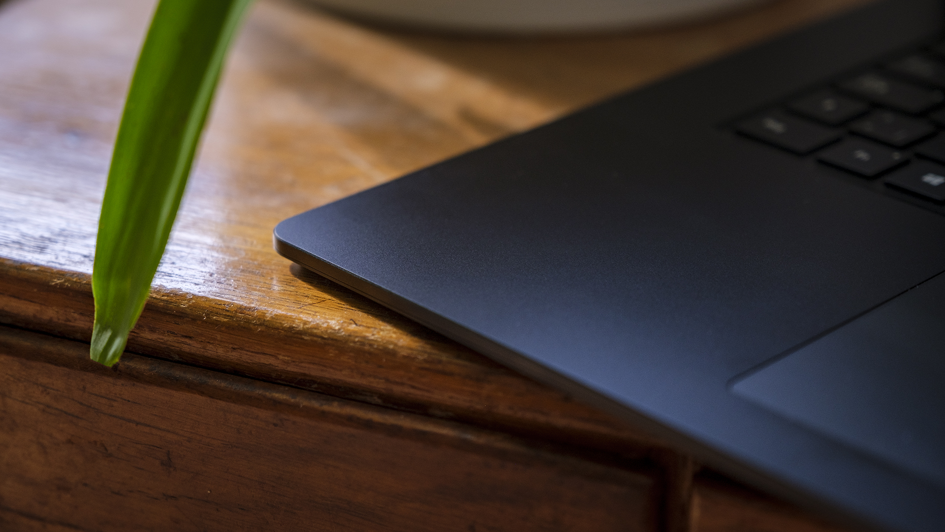 Microsoft Surface Laptop 4 15 AMD Ryzen Detail Close Up