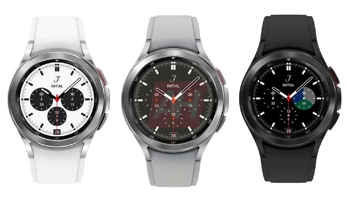 """Samsung Galaxy Watch 4: Die kommende """"classic""""-Version zeigt sich"""