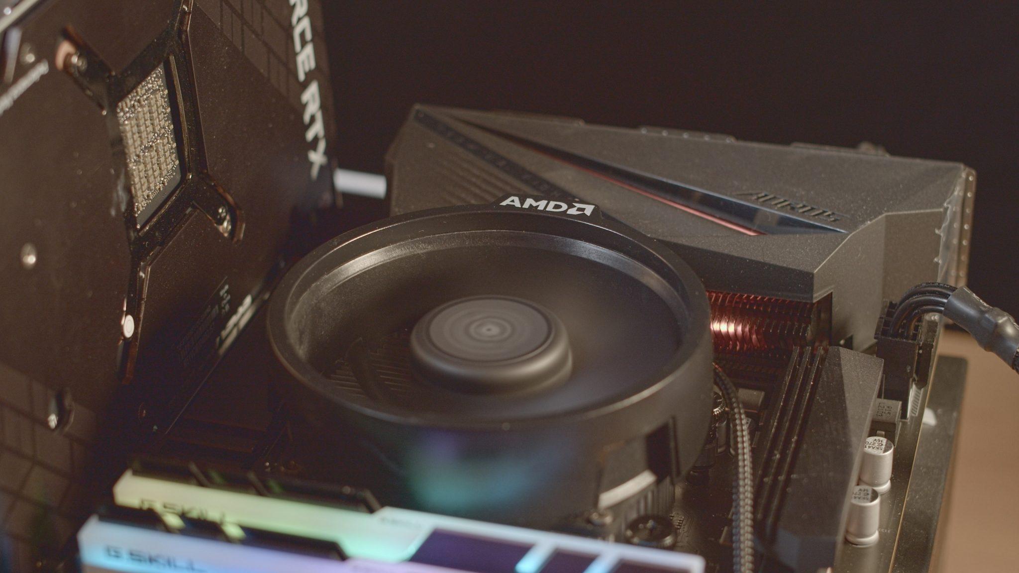 Alle getesteten CPU-Kühler bieten Vorteile zum OEM-Lüfter des Ryzen 5600X
