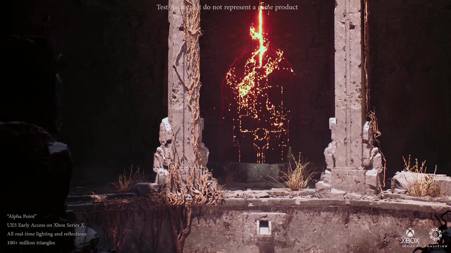 Gears of War-Entwickler beeindruckt mit Techdemo zur Unreal Engine 5