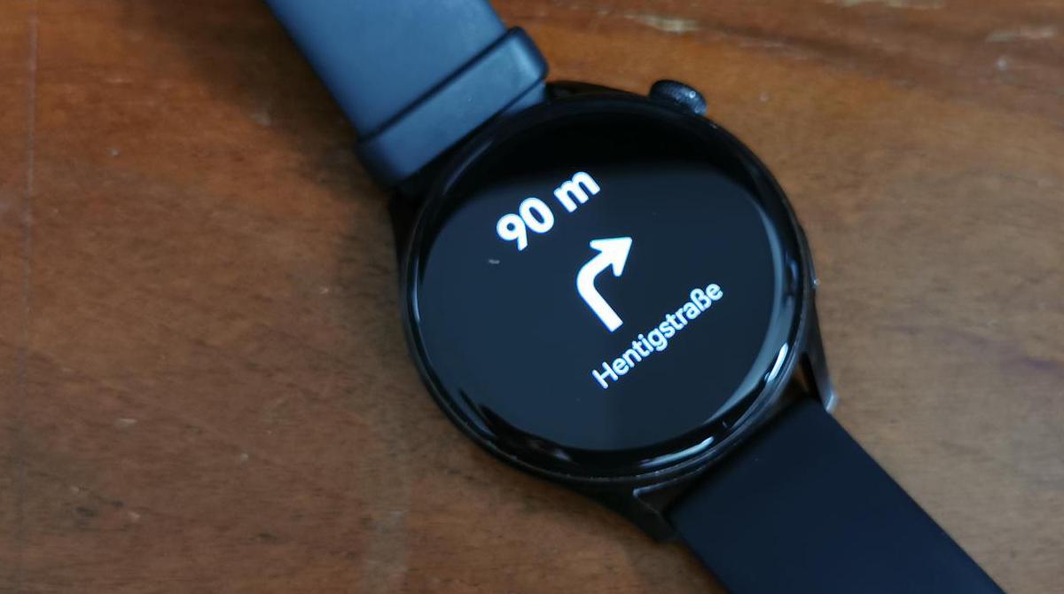 Huawei Watch 3: Navigation jetzt mit Petal Maps möglich