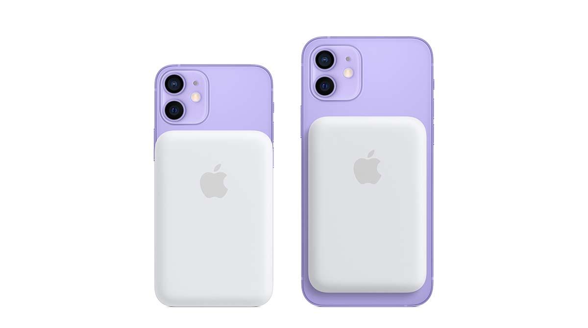 Apple: MagSafe-Akku für die iPhone 12 kann umgekehrt geladen werden