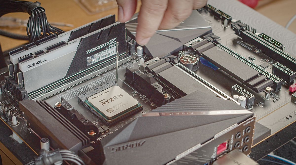 AMD Ryzen 5600G & 5700G: Die schnellsten Desktop-APUs – aber…