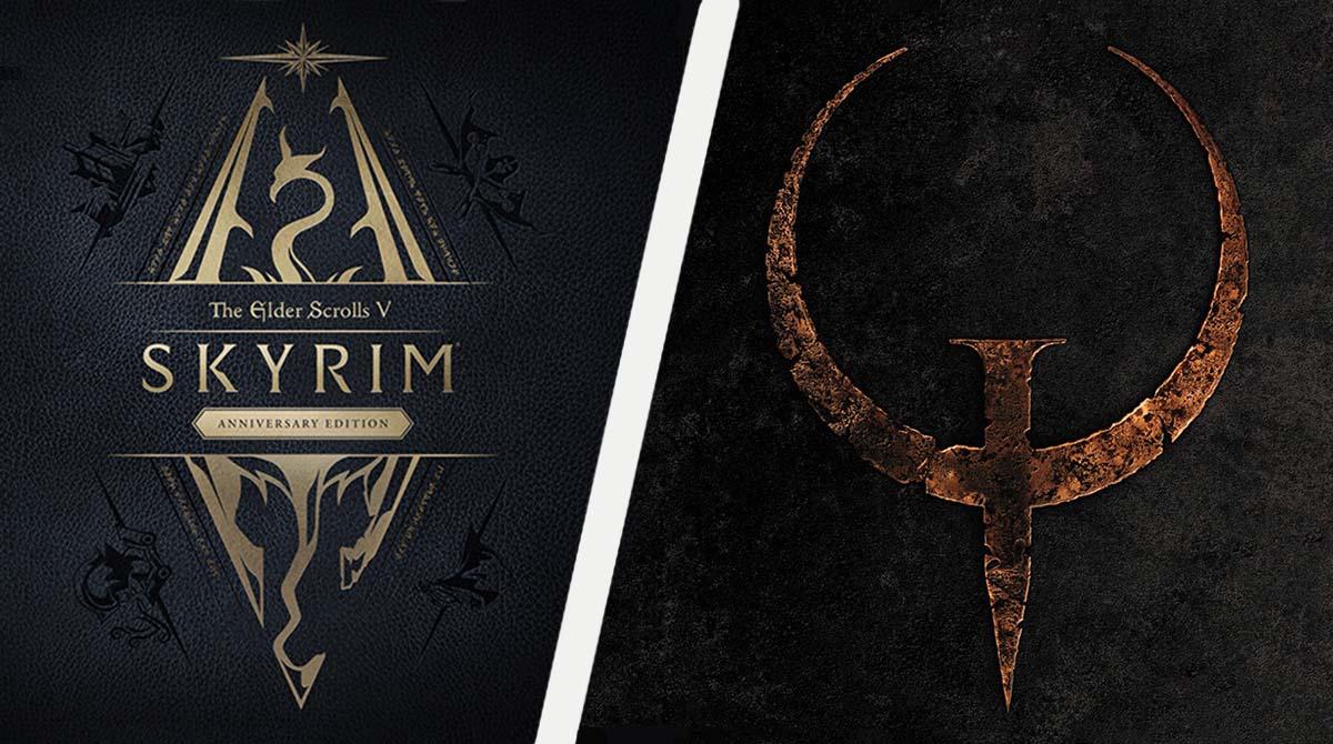 QuakeCon: Skyrim Anniversary Edition & Quake Remastered vorgestellt