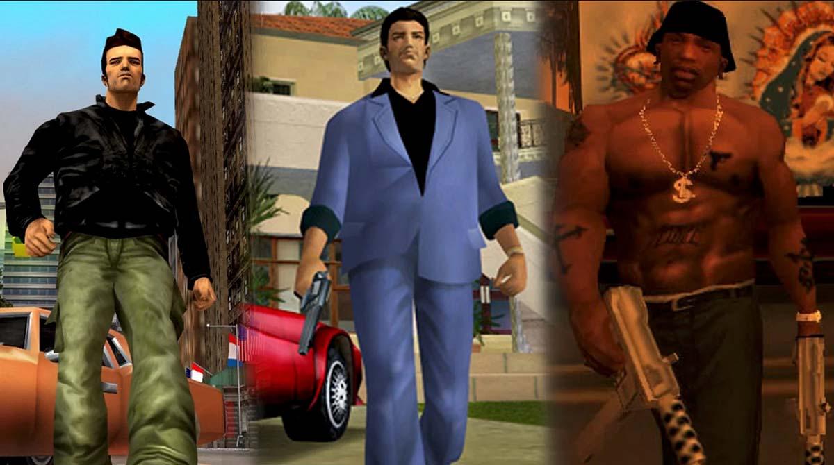 Rockstar Games: Die GTA Remastered Trilogy kommt wohl noch in diesem Jahr