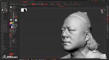 Nvidia GTC CGI Jensen Creation