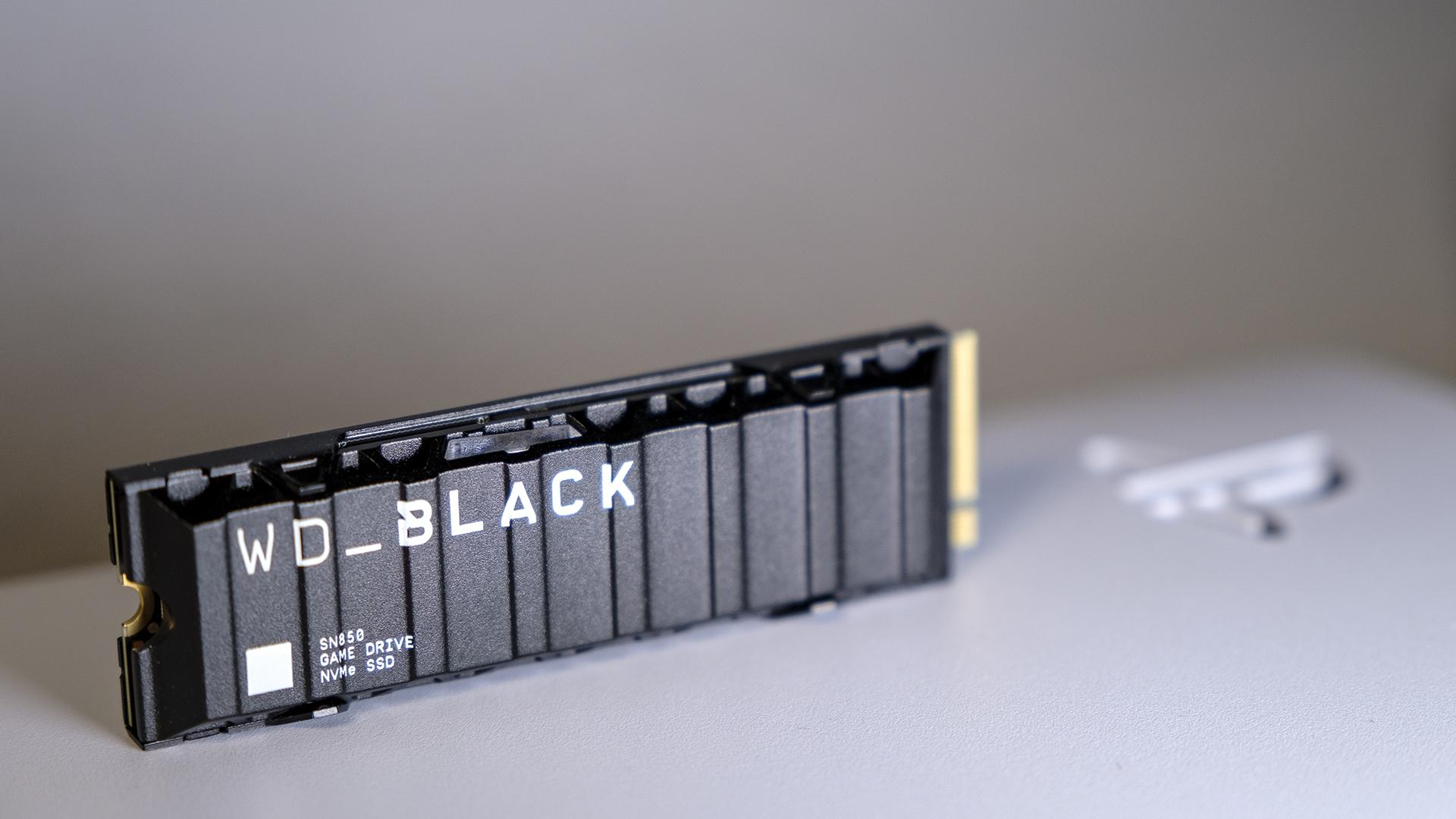 PlayStation 5 WD Black SN850 Game Drive PS5 Upgrade Zwischenbild