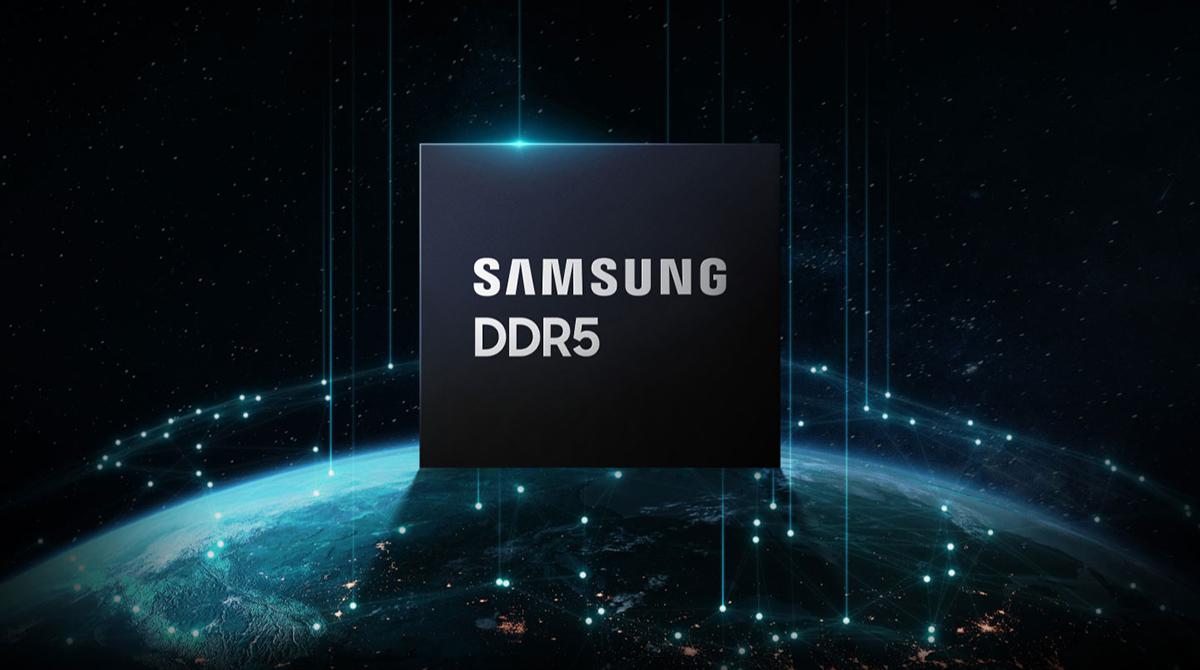 Hot Chips: Samsung stellt RAM-Module mit 512 GB DDR5 vor