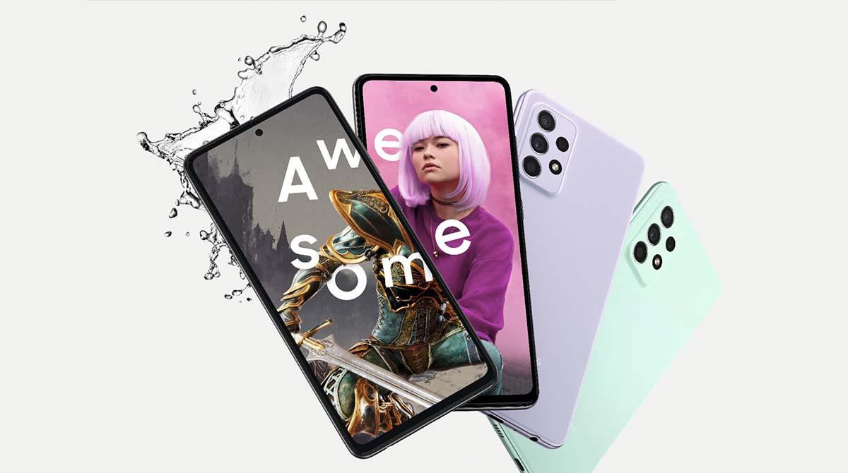 Samsung Galaxy A52s: Neue Smartphone-Mittelklasse kommt Anfang September für 450€
