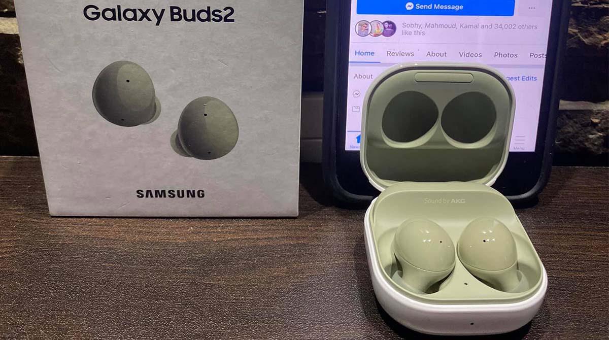 Samsung Galaxy Buds 2: Erste Unboxing-Bilder aufgetaucht