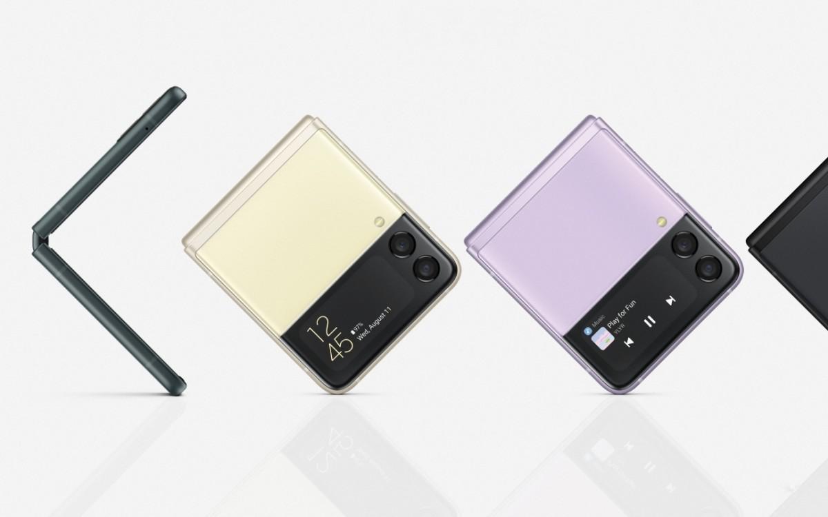 Samsung Galaxy Z Flip 3 5