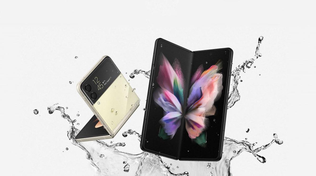 Samsung Unpacked: Galaxy Z Fold3, Z Flip3, Buds2 & Watch4 vorgestellt