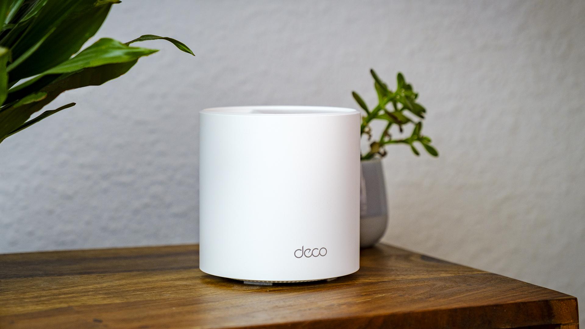 Produktvorstellung: TP-Link Deco X60 Mesh deckt 650m² mit WiFi ab