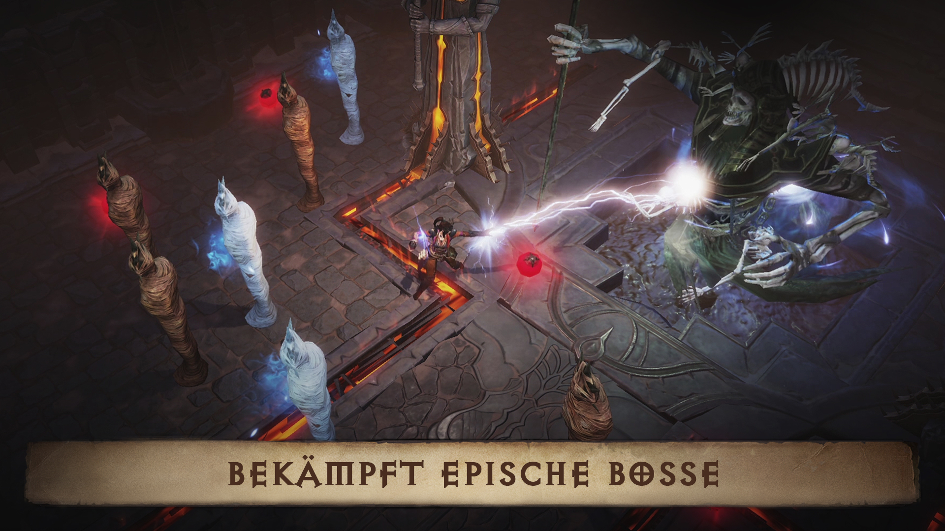 Diablo Immortal: Release nach Alpha-Feedback auf 2022 verschoben