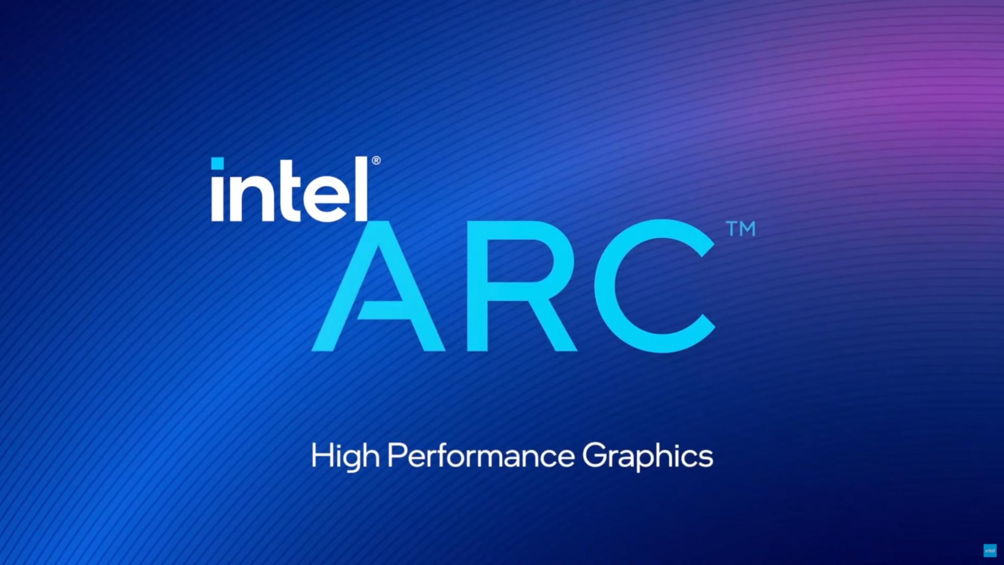 """Intel: Eigene Grafikkarten-Marke """"Arc"""" vorgestellt"""