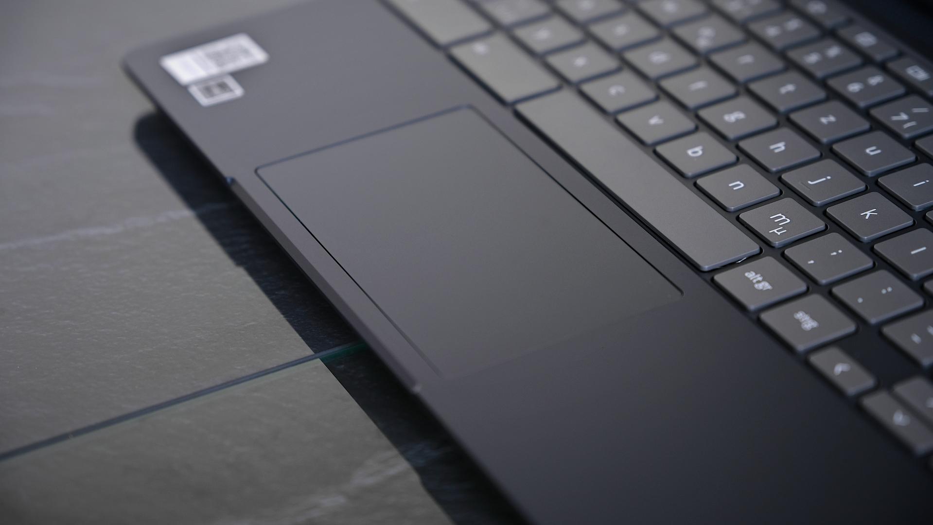 Flex 3 Chromebook touchpad