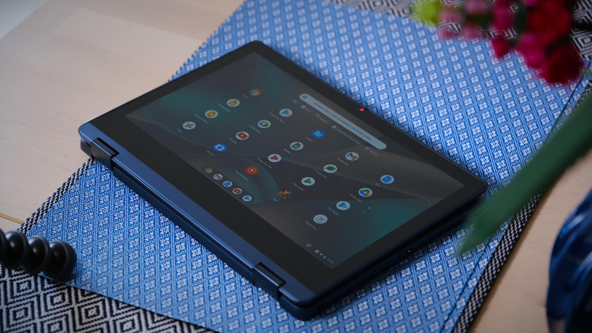 Flex 3 Chromebook weighs