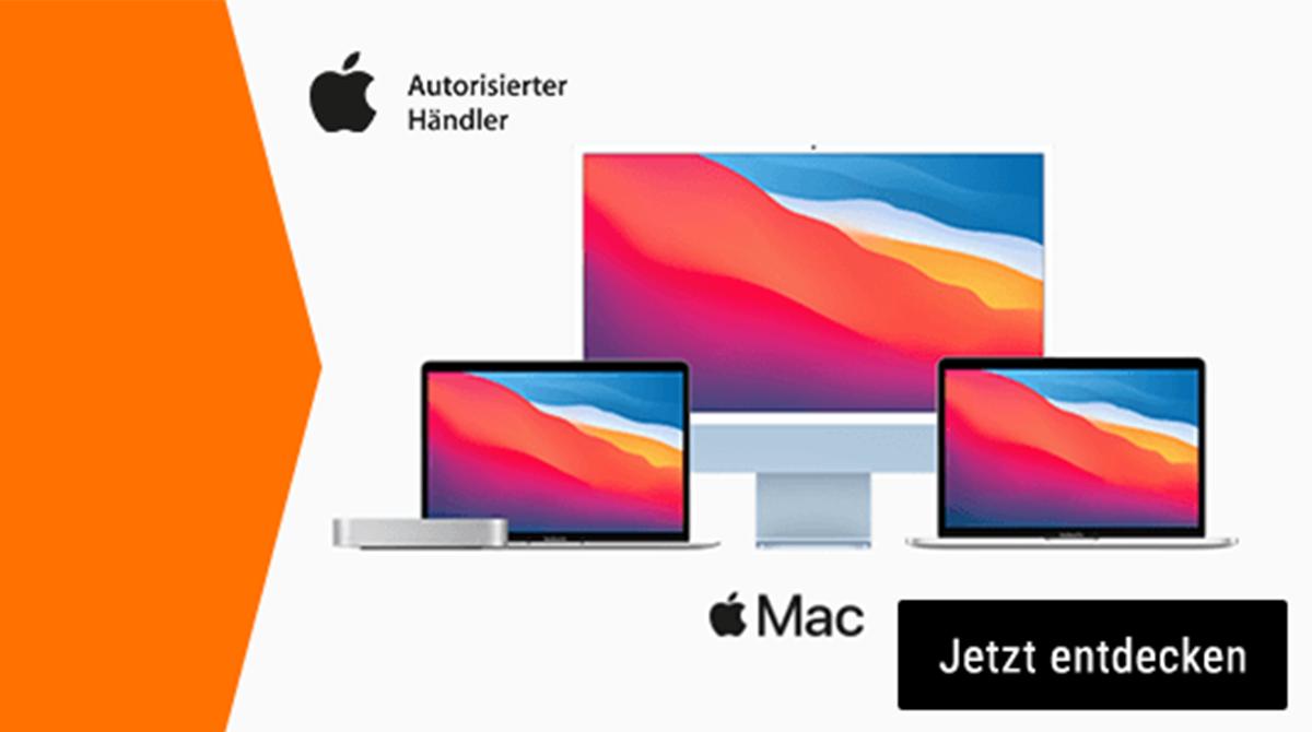Apple Mac Konfigurator: Gestalte deinen nächsten Mac