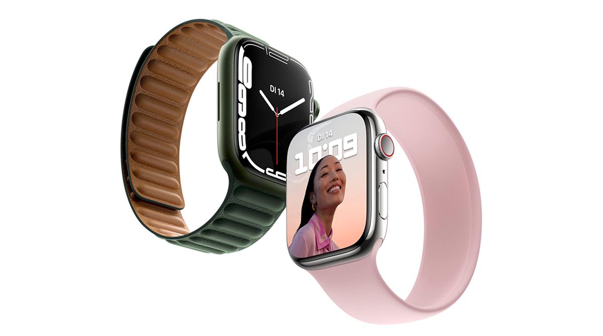 Apple Watch Series 7: Geheime drahtlose Datenverbindung entdeckt